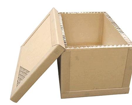 蜂窝纸箱具有环保性www.kmcyzp.cn